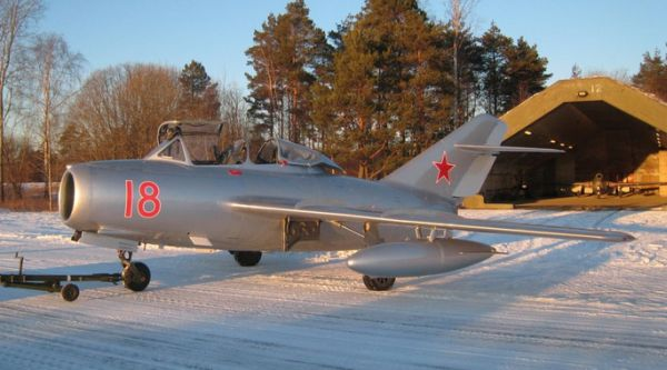Norwegian Air Force Historical Squadron Mig-15