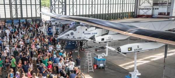 Solar Impulse 2 Hawaii