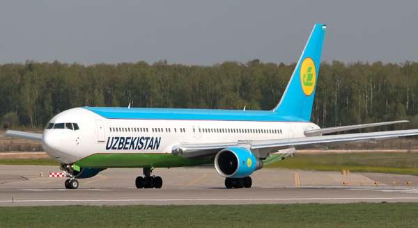 Uzbekistan by Paul Filmer