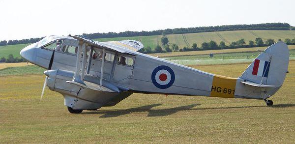 DH89-Rapide