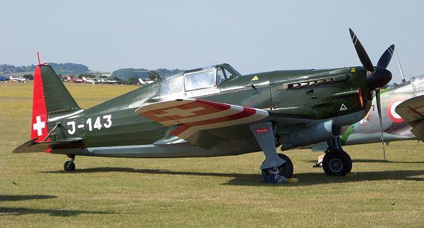 Morane-Saulnier 406 D-3801