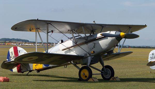 Hawker Nimrod I