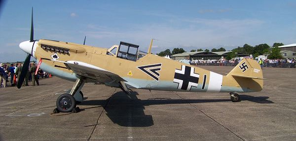 Hispano HA-112 MIL (Buchon)