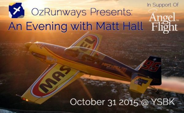 OzRunways with Matt Hall