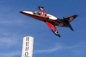 L-139 at Reno Air Races