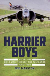 Harrier Boys cover