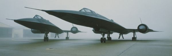 SR-71 Courtesy Lockheed Martin