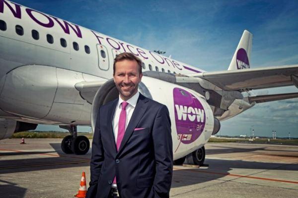 Skúli Mogensen, CEO, WOW air