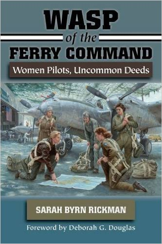 WASP of the Ferry Command cover