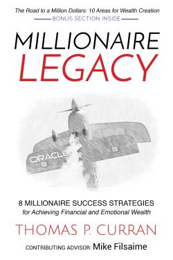 Millionaire Legacy book cover