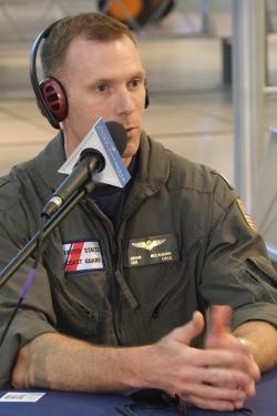 Commander Brian McGlaughin
