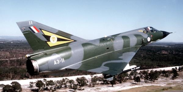 RAAF Mirage III