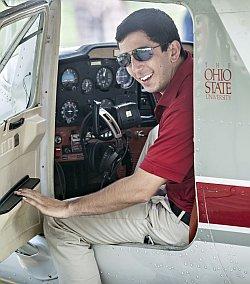 pilot navigator john manson