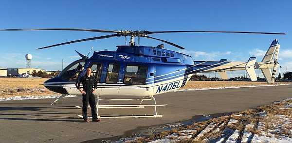 Jodi Bromer, #AvGeek, EMS pilot.
