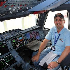 Carl Stebbings, Plane Talking UK Podcast