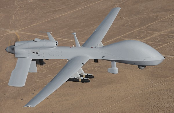 General Atomics MQ-1C Gray Eagle UAS
