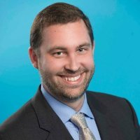 Andrew Kemmetmueller, VP Aviation at Uptake, a predictive analytics company.