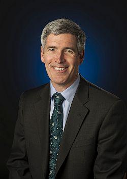 Bill Barry, NASA Chief Historian.