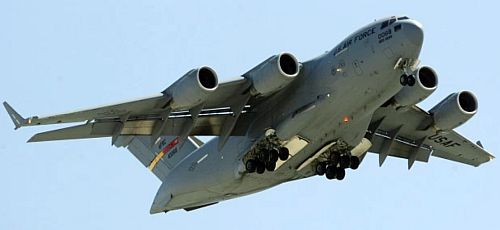 C-17 by Brian Coleman.