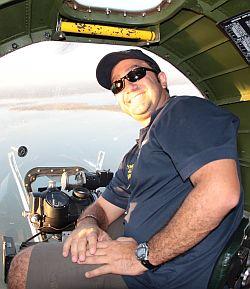 "Moreno ""Mo"" Aguiari, Executive Director of D-Day Squadron."