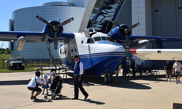 """Grumman HU-16C Albatross """"Pegasus"""""""