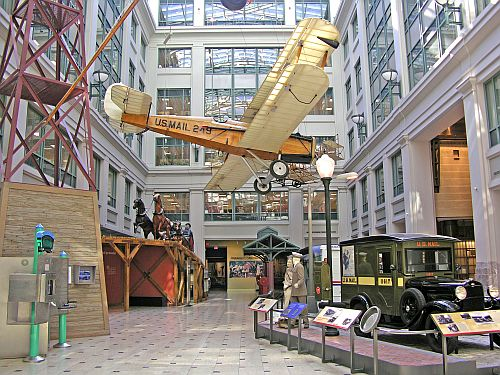 Smithsonian's National Postal Museum.