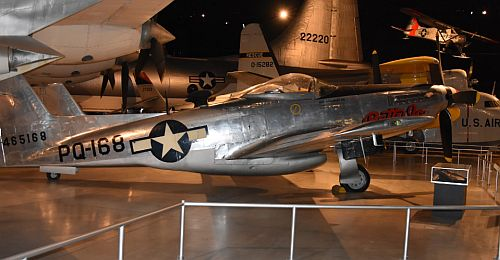 BETTY Jo. P-82B by DM Vanderhoof
