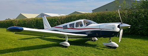 Piper PA-32 Cherokee Six