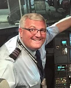 Carl Valeri, aviation careers expert
