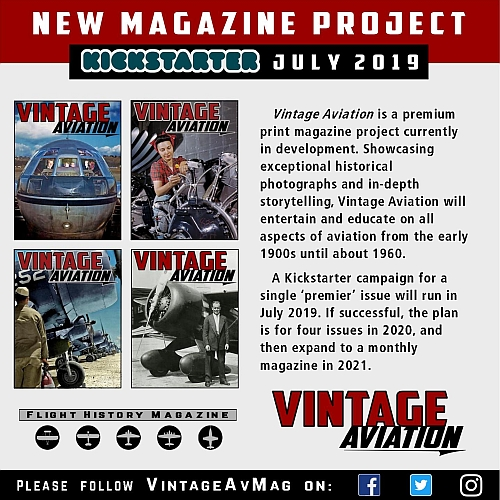 Vintage Aviation Magazine