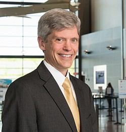 Paul Bradbury, director of the Portland International Jetport.