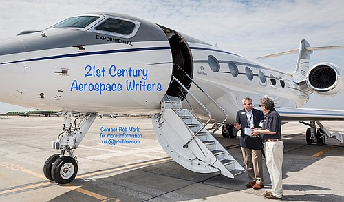 21st Century Aerospace Writers