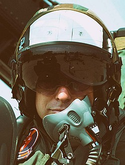 Jeff Bolton, first to film inside the B-2 Stealth Bomber.