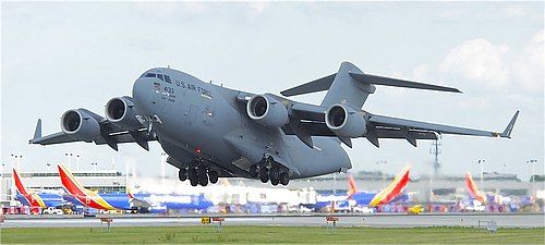 C-17 by Peter Wagner, Airport Watch