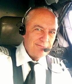 Pilot Chris Manno