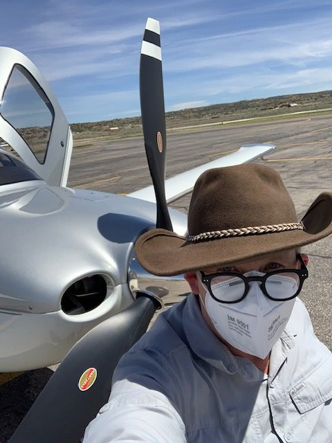 Michael and the Cirrus SR22T