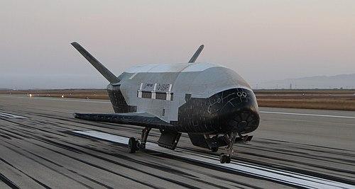 X-37B Landing