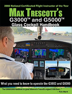 Glass Cockpit Handbook by Max Trescott.