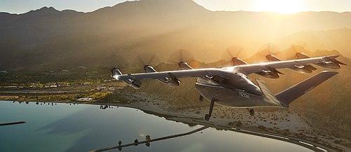 Archer Aviation eVTOL.