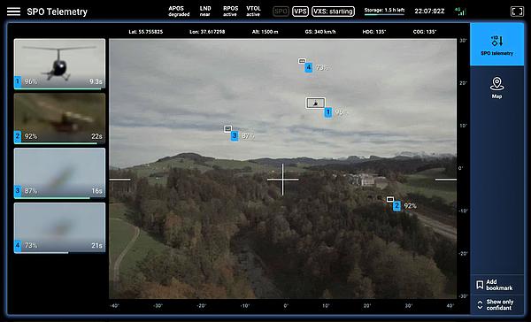Daedalean flight control software